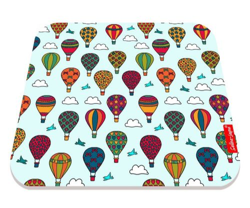 Selina-Jayne Hot Air Balloons Limited Edition Designer Mouse Mat